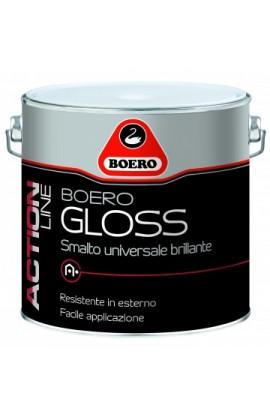 BOERO gloss marrone castagna 2 LT
